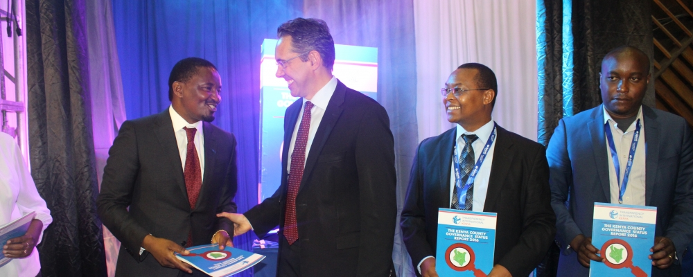 County Governance Status Report Launched