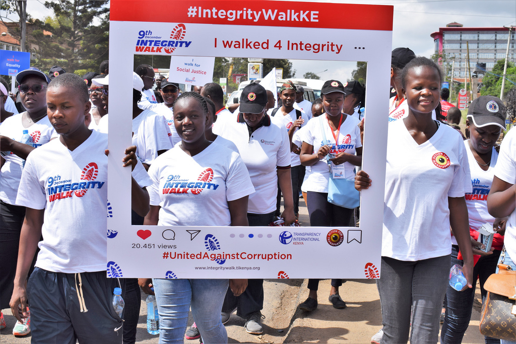 The Integrity Walk 2018